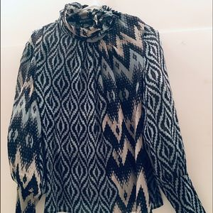 Etcetera size 8 silk blouse gently used